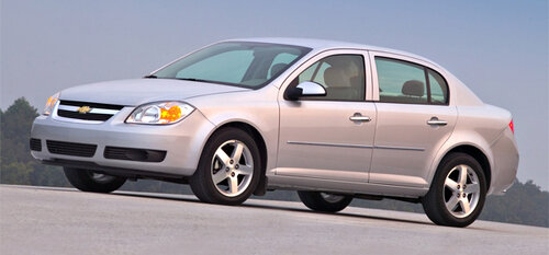 General Motors возвращает почти восемьсот тысяч машин