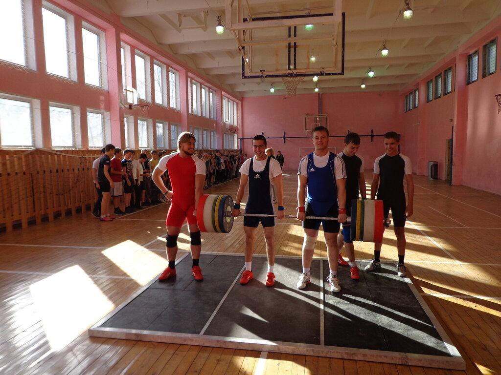 спорт открывает двери, тяжелая атлетика