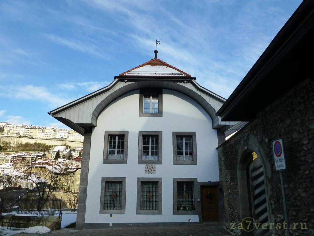 Фрибур, Швейцария