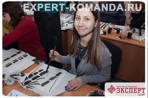 2014-02-18 Живопись «Суми-э» - офисный тимбилдинг