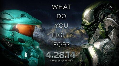 За что ты сражаешься? Red vs Blue сезон №12