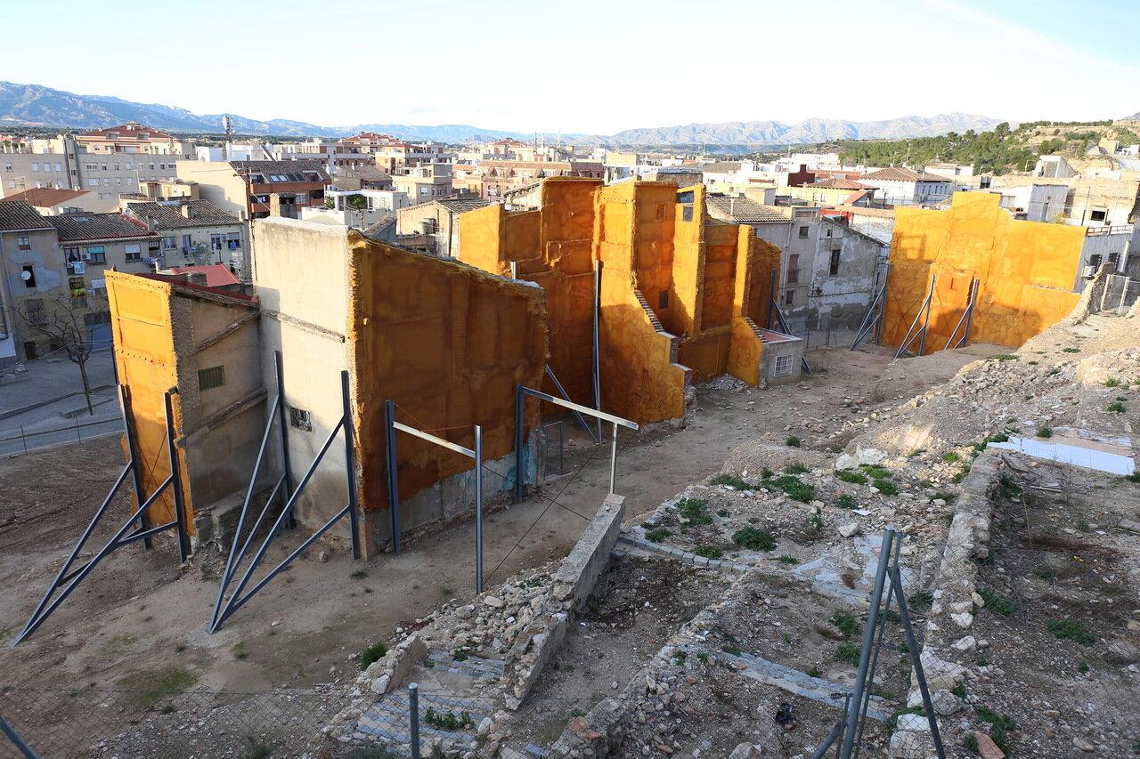Tortosa, Тортоса.цыганский квартал,трущобы,