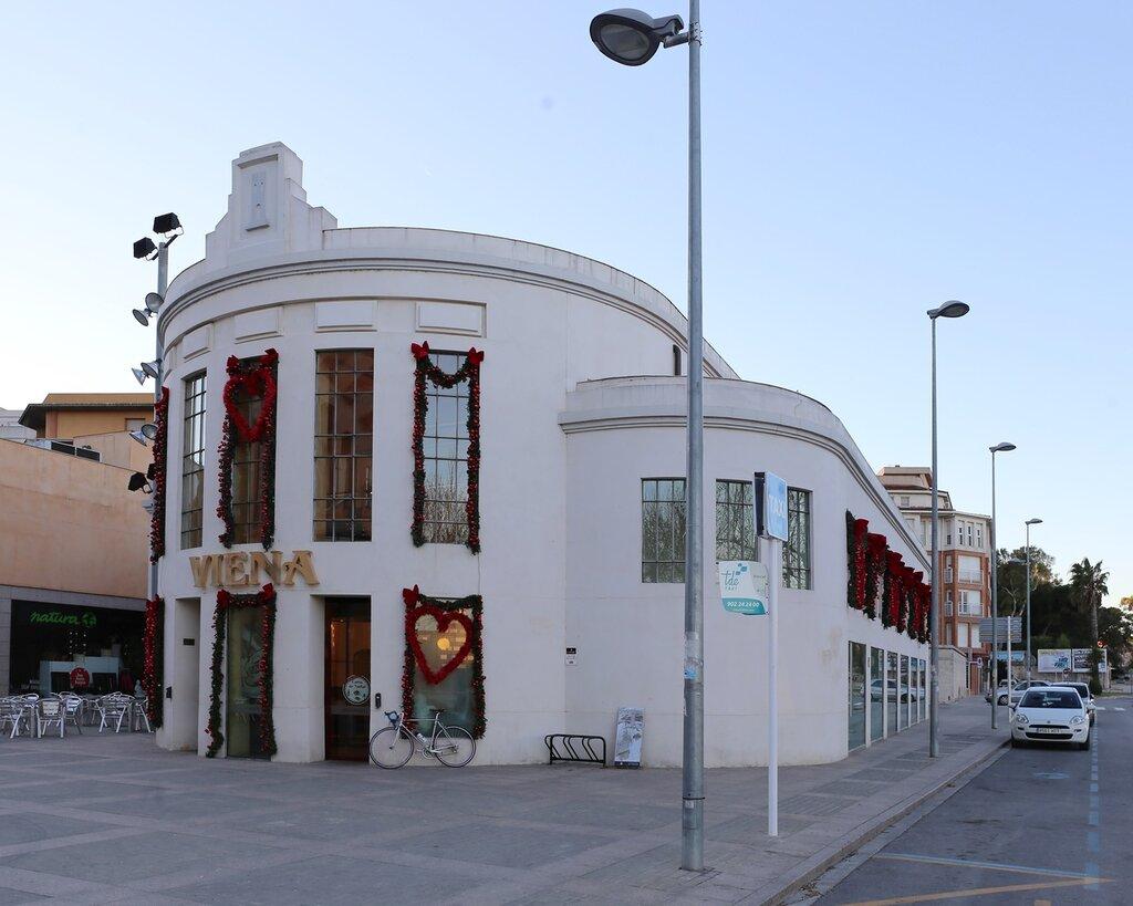 Tortosa,restaurant Viena