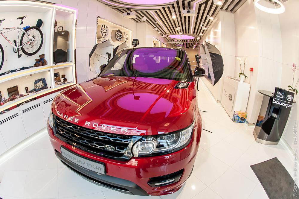 Как делают 3D-панорамы автомобилей
