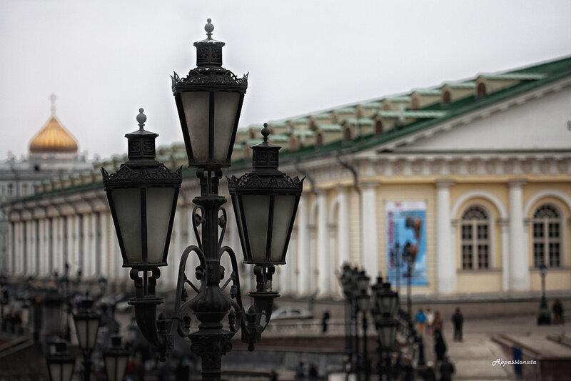 Московские фонари