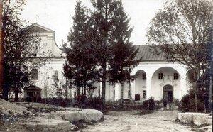 Дубно. Костел Св. Яна Непомука