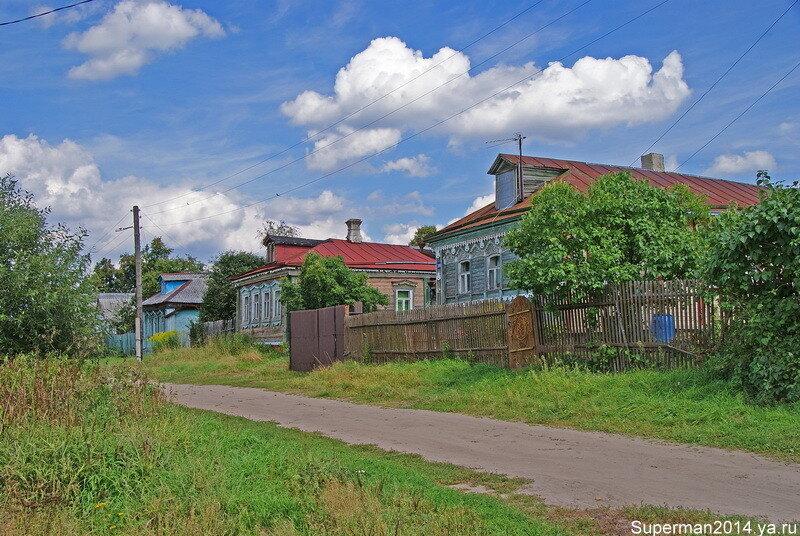 село Ильинское
