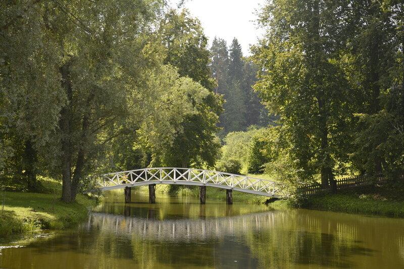 Любимый мостик