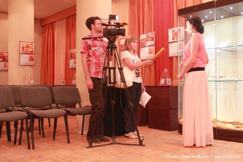 Презентация уникальной выставки 'Доисторические насекомые в янтаре', Саратов, музей краеведения, 26 июня 2013 года