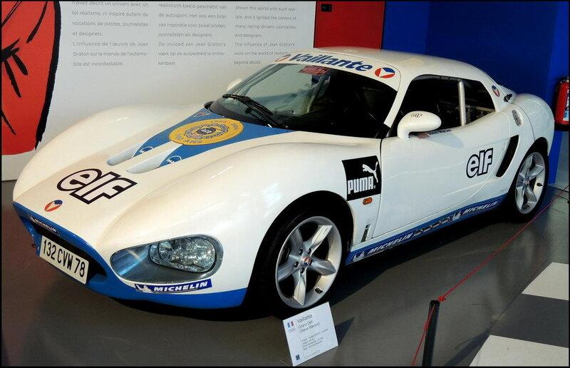 Autoworld 8337 Vaillante Grand Defi 1999