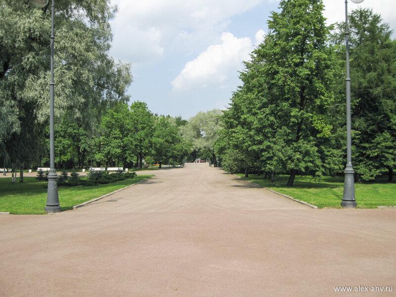 Московский парк Победы.