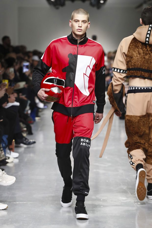 #LCM Discover Bobby Abley AW17 Runway Collection
