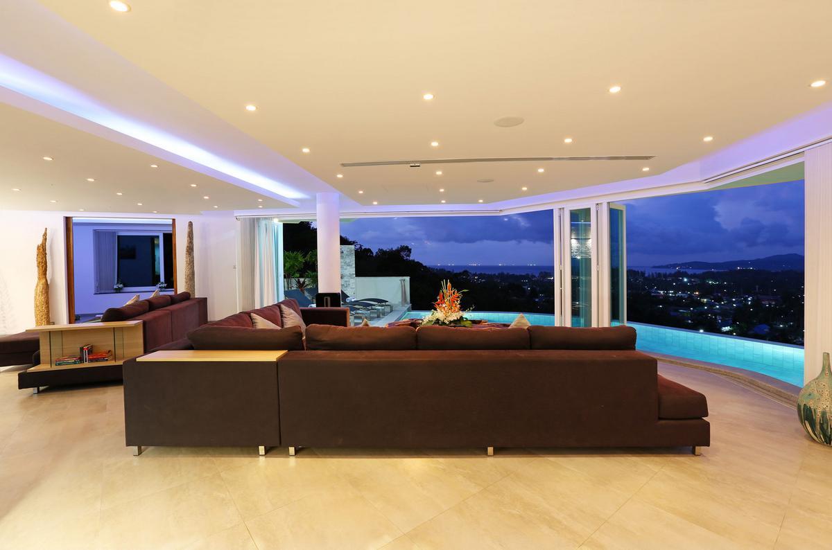 Villa Beyond, вилла в аренду в Таиланде, снять виллу на Пхукете, элитная недвижимость в аренду, роскошные дома в Таиланде, бассейн-инфинити