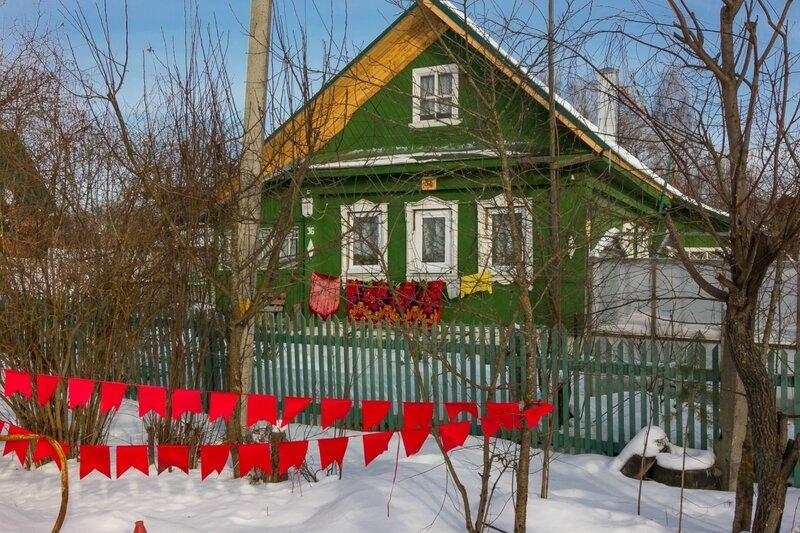 Дом в Ольгово
