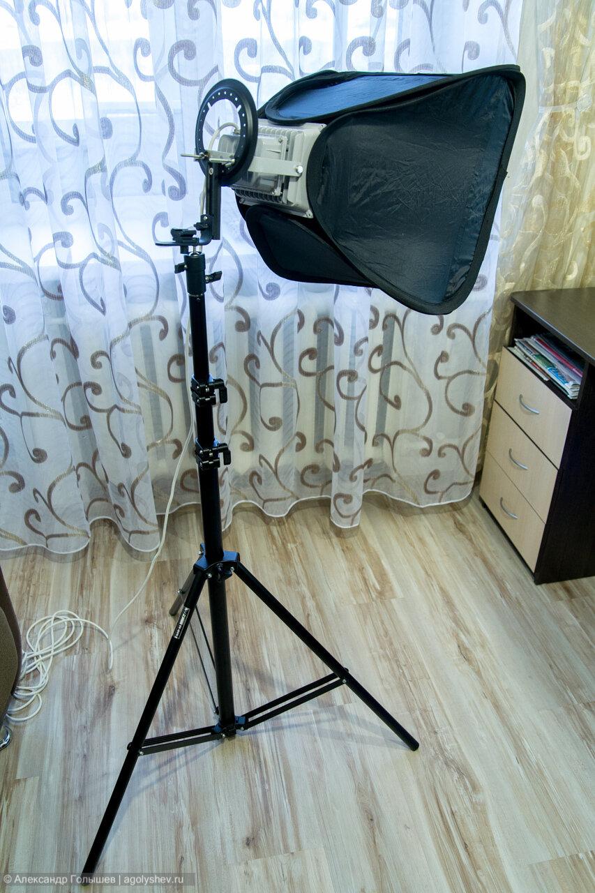 Домашняя бюджетная фотостудия для предметной съёмки Ярмарка Мастеров 49