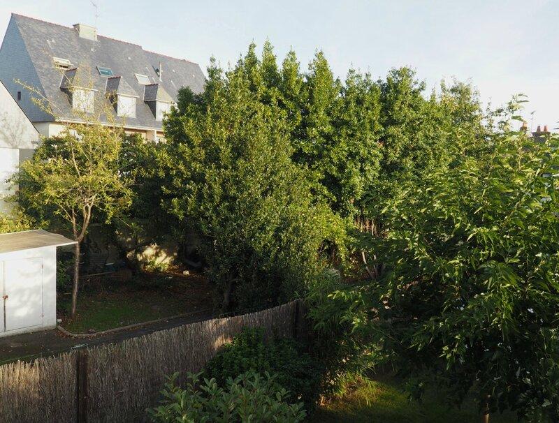 Дом в Сен-Мало (House in Saint-Malo)