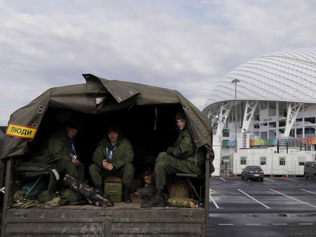 Дежурная смена военнослужащих Внутренних войск в любой момент готова подняться по тревоге