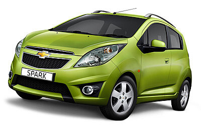 Chevrolet Spark 1.0 MT L 2012