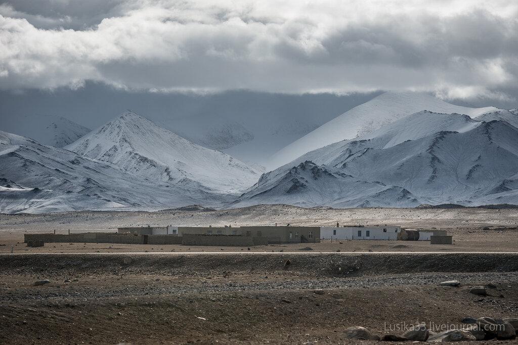 Озеро Каракол,Памир,Таджикистан