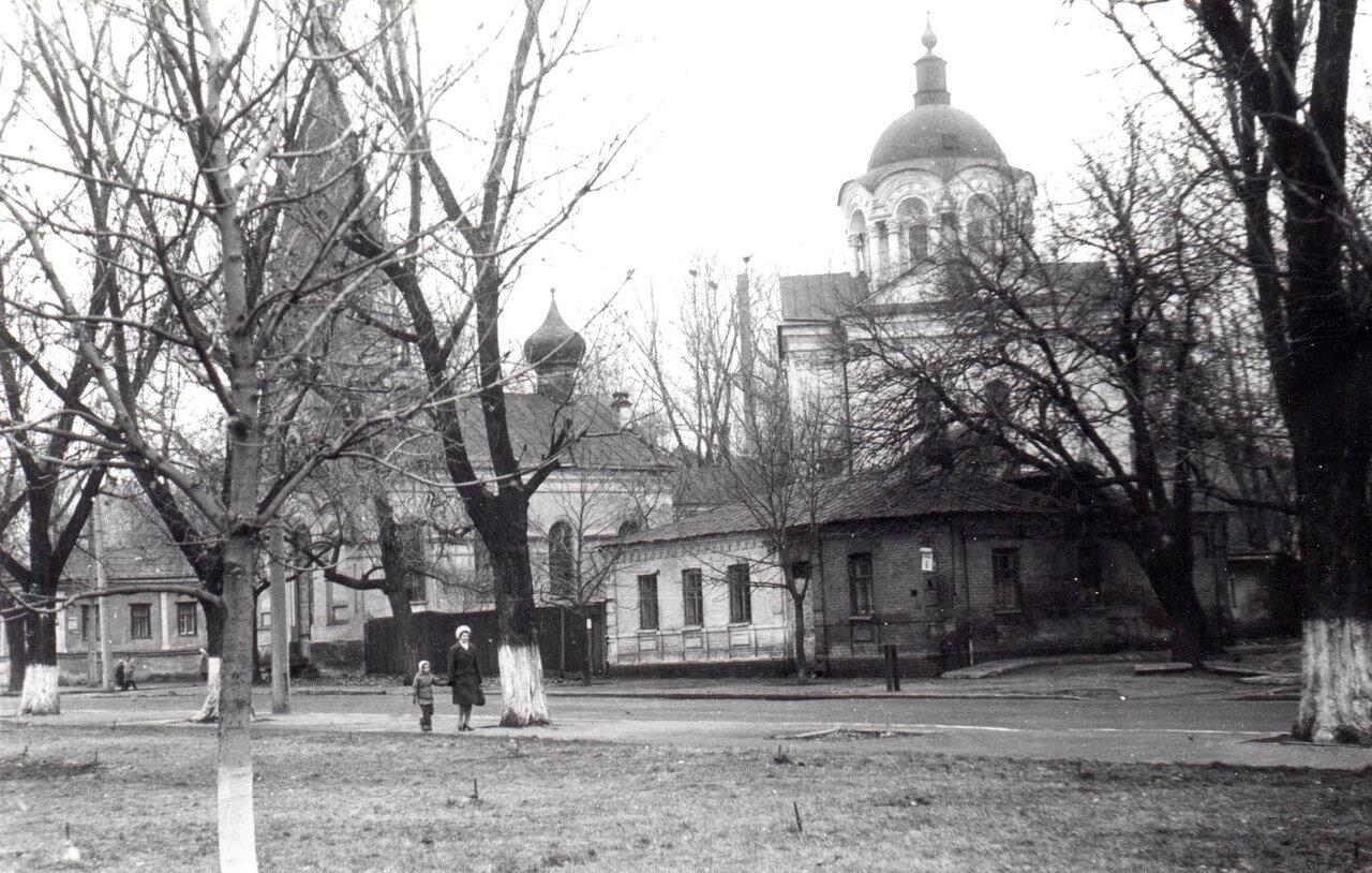 Непарадный Киев 80-х