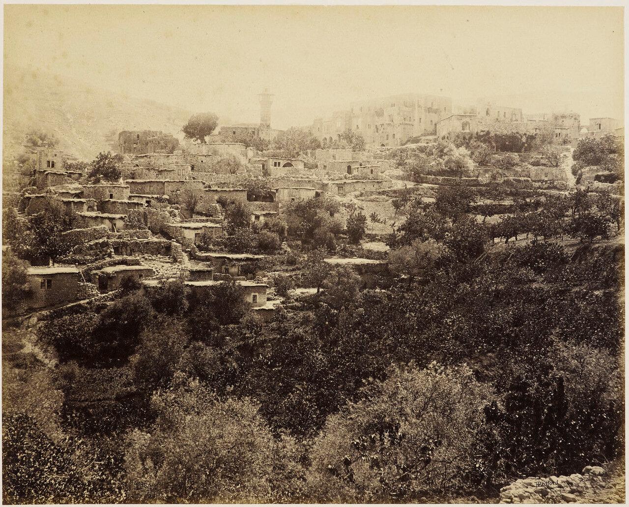 26 апреля 1862. Хасбайя, Ливан