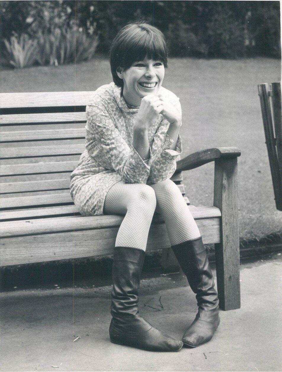 1968. Джеральдин Чаплин