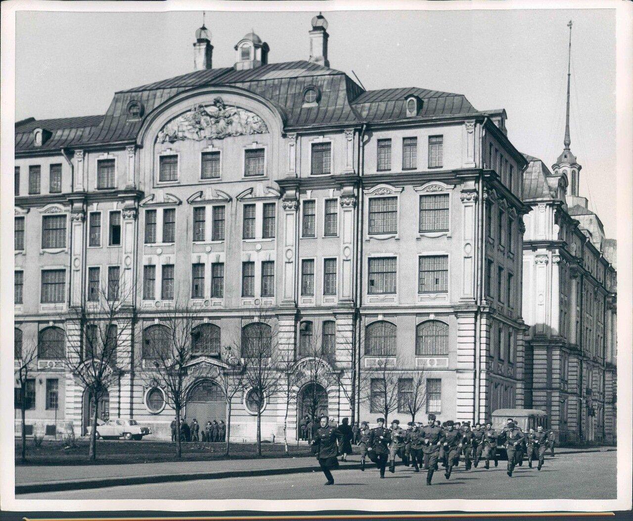 1960. Воскресенье в Ленинграде