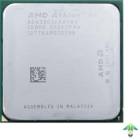 S-aM2 Athlon 64 X2 3800+