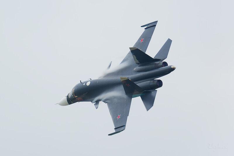 Сухой Су-34 (28 красный) D802170