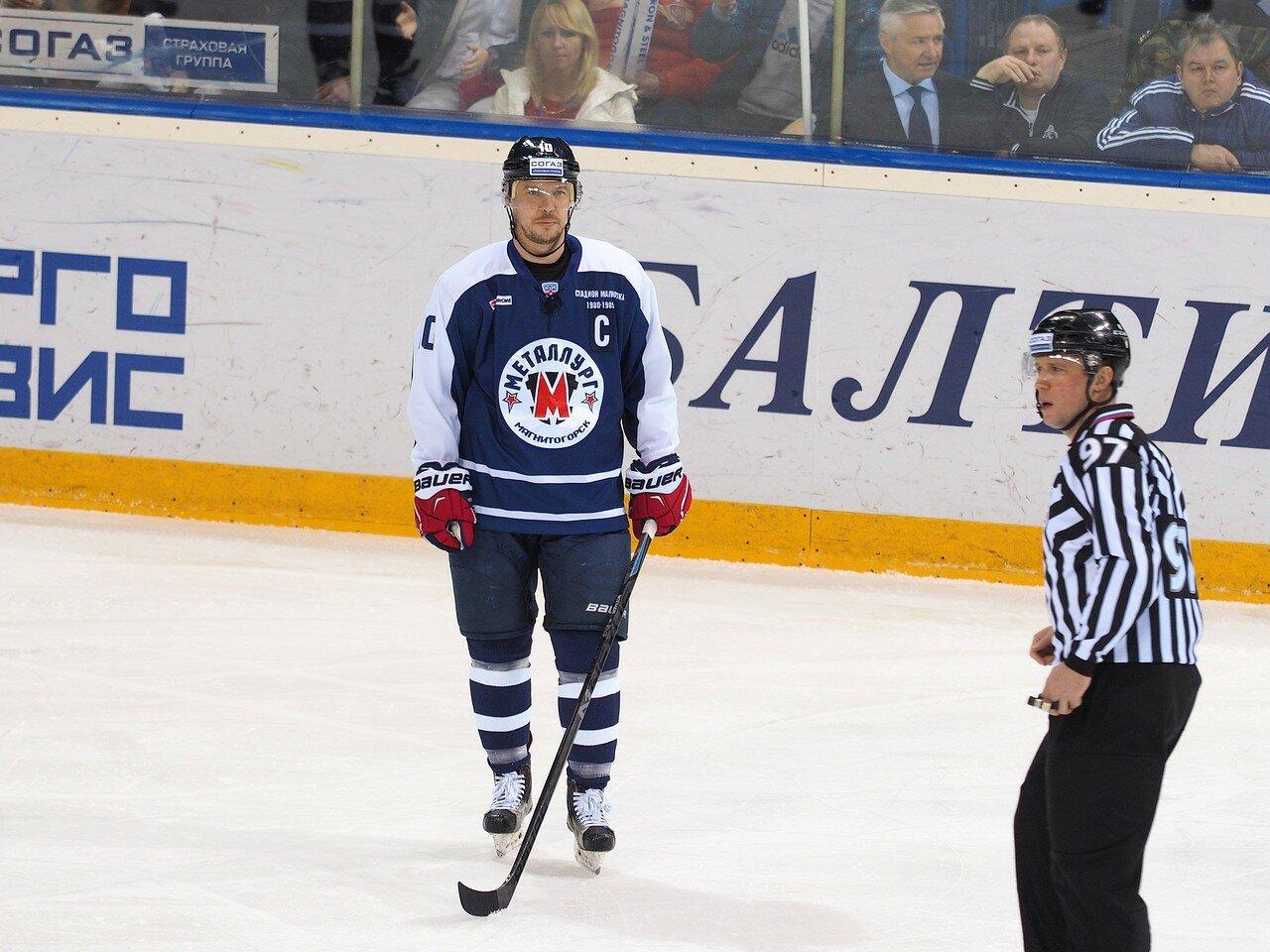 50Металлург - Динамо Москва 28.12.2015