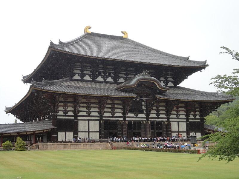 Самое большое деревянное здание в мире