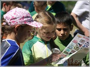 Соревнования по спортивному ориентированию в Бельцах