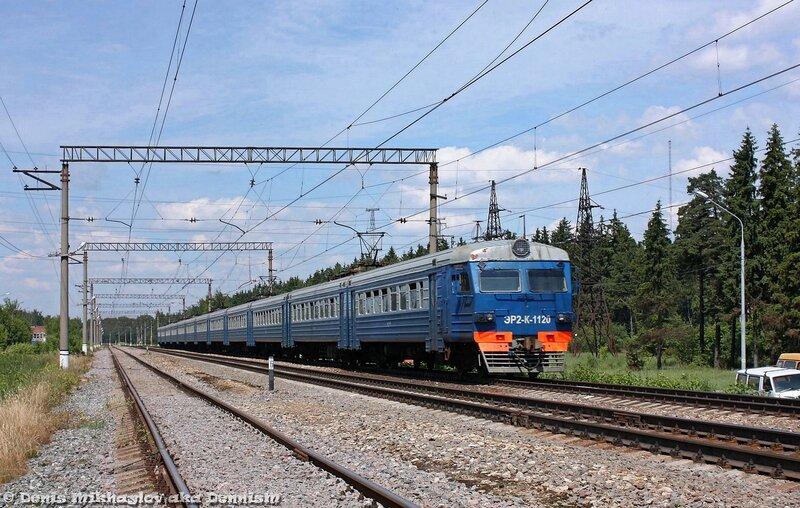 Электропоезд ЭР2-К-1120.