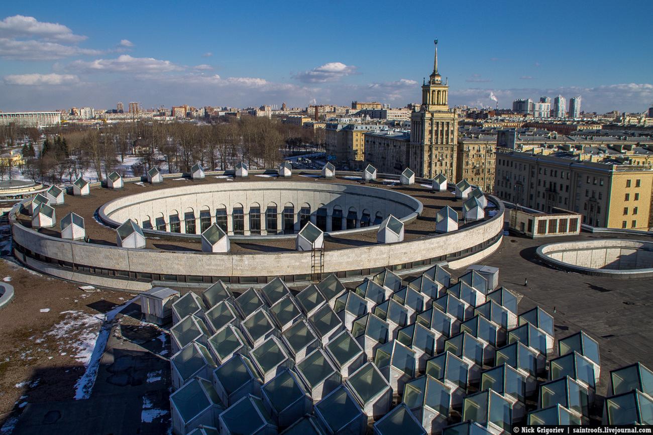 российская национальная библиотека фото