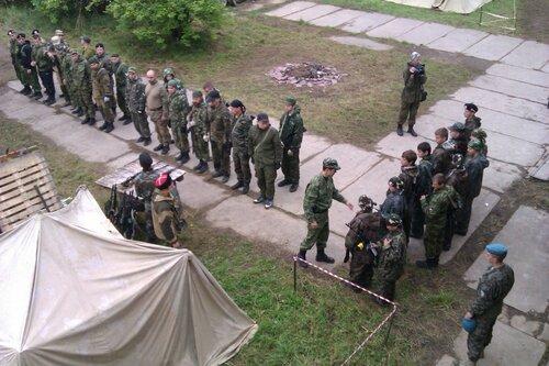 Вторые Славянские Сборы «Голицыно-2013»