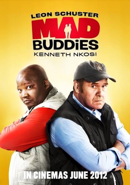 Безумцы / Безумная парочка / Mad Buddies (2012) DVDRip