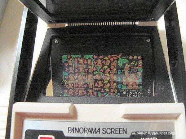 Nintendo CJ-93 Donkey-Kong JR фото