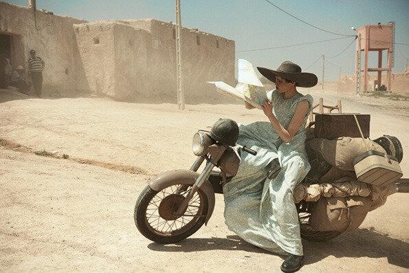 Из Марокко в Vogue