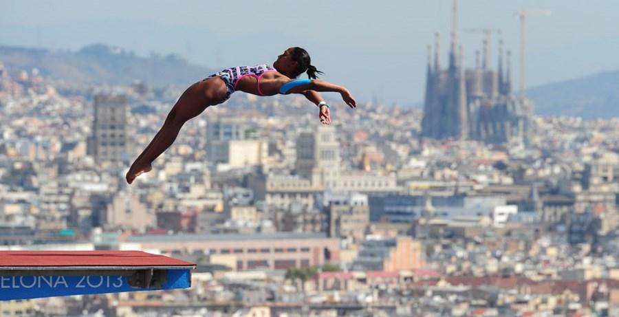 Эффектные фотографии с чемпионата мира по плаванию в Испании 0 e55d1 69fa7e9a orig
