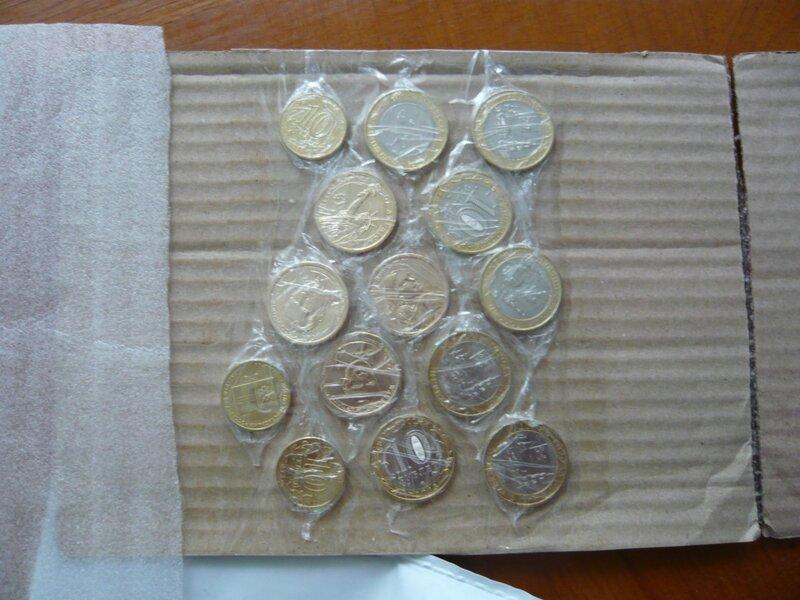 Как упаковать монеты в подарок 89