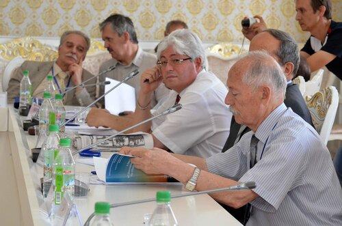 заседание клуба Евразийское развитие