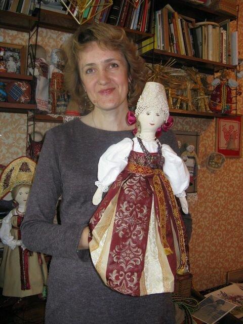 Чтобы кукла развивала…