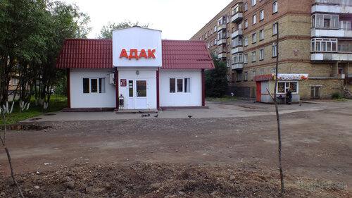 Фотография Инты №5018  Воркутинская 12а и 12 10.07.2013_15:41