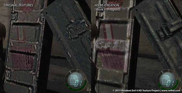 Новые скриншоты Resident Evil 4 HD Project - комната 305. 0_12338b_b7324262_orig