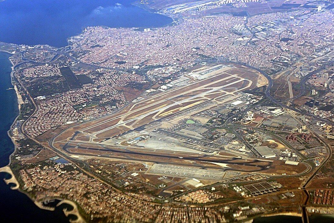 Istanbul. Ataturk Airport