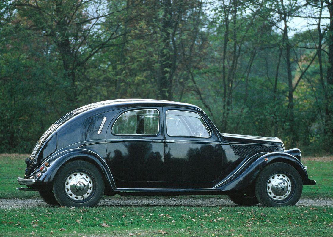 История автомобилей. 1930-1939 года