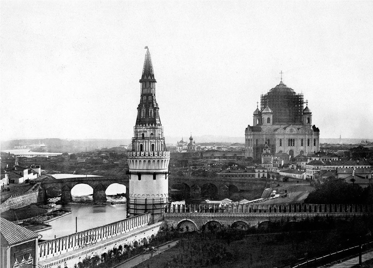 Возвращение Максима Горького на родину, 1928 г. (Фото: Макс Альперт)