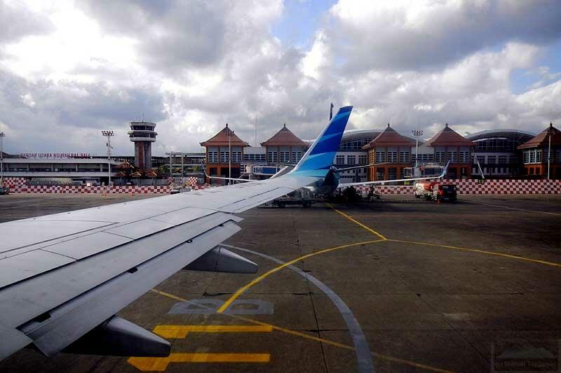 Новый аэропорт Бали