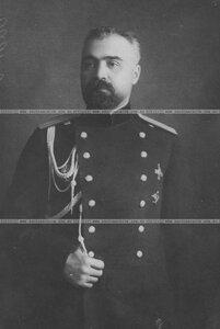 Полковник генерального штаба в сюртуке (портрет).