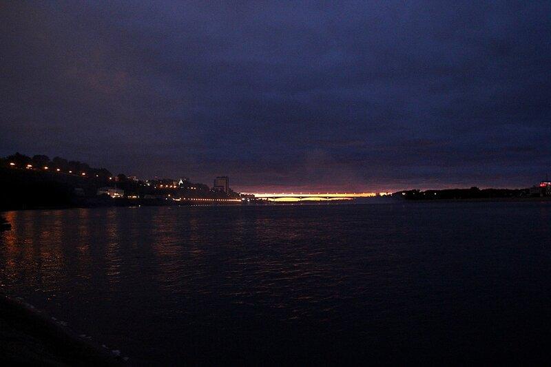 Ночь над Вяткой